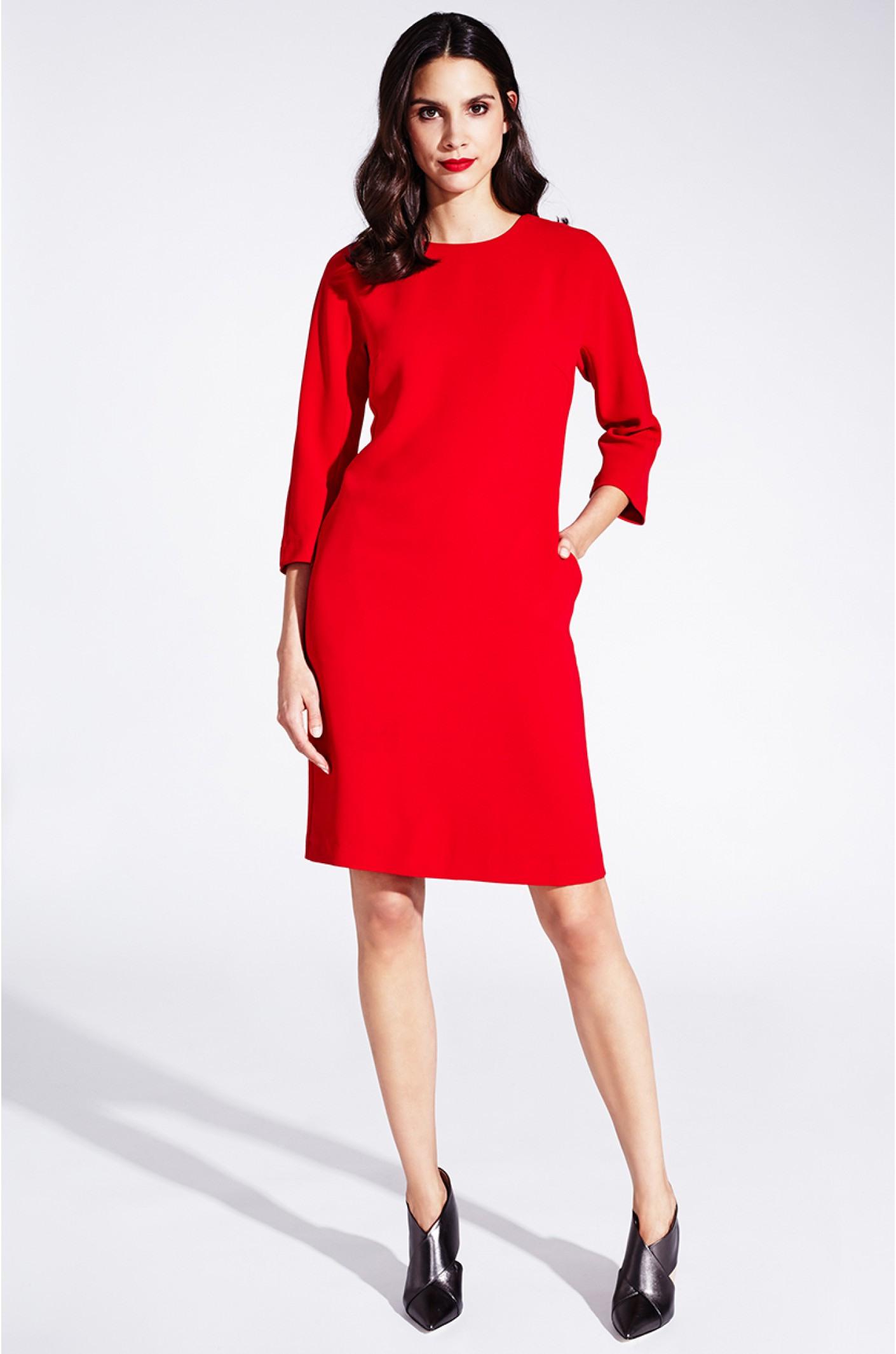 Formal Genial Kleid Rot GalerieDesigner Wunderbar Kleid Rot Boutique