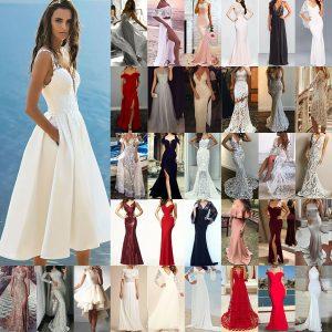 Abendkleid Auf Hochzeit   Kleider Für Hochzeit