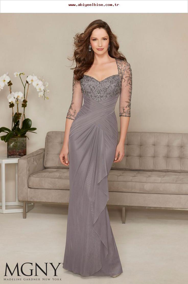 Abendkleider Und Kleider Für Die Brautmutter Von Mgny