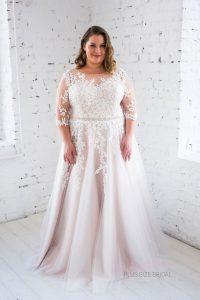 Adrienne I Plussizebridal Collectionlasabina: Prinzessin