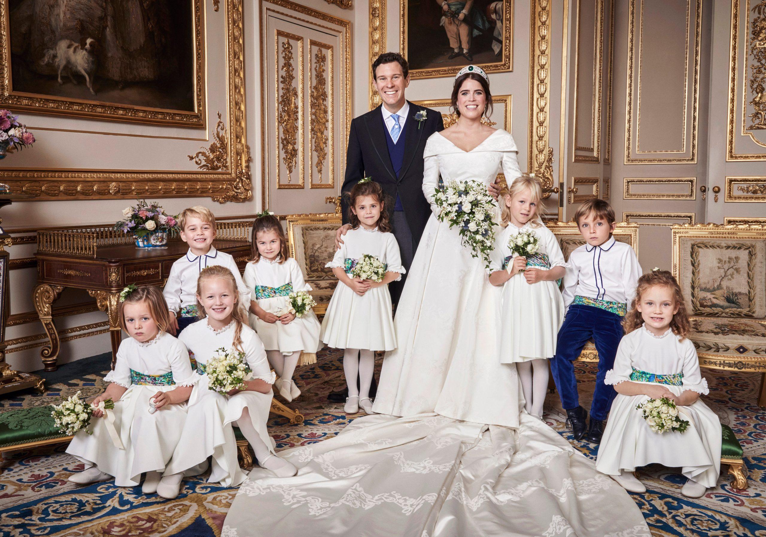 Alles Über Die Hochzeit Von Prinzessin Eugenie Of York