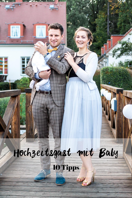 Als Hochzeitsgast Mit Baby - Unsere Tipps - The Kaisers
