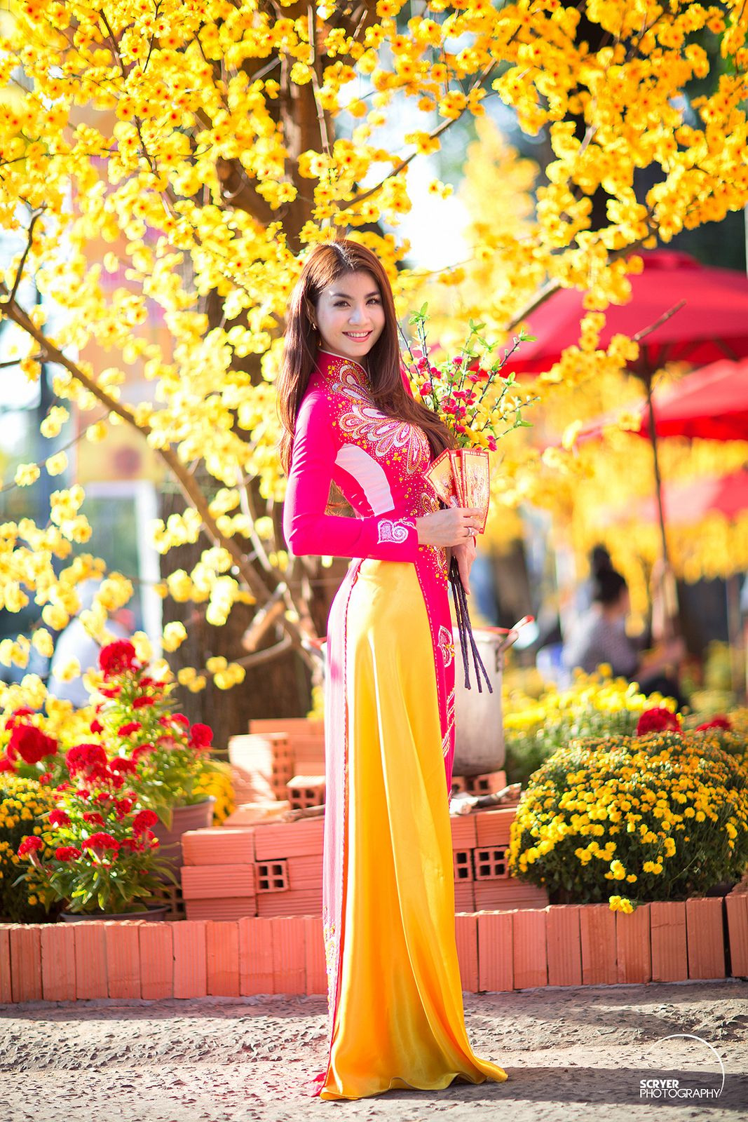 Ao Dai | Traditionelle Kleidung