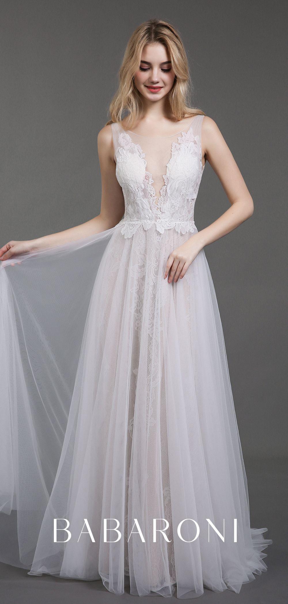 Babaroni Elaine | Strand Hochzeit Kleid, Kleid Hochzeit Und