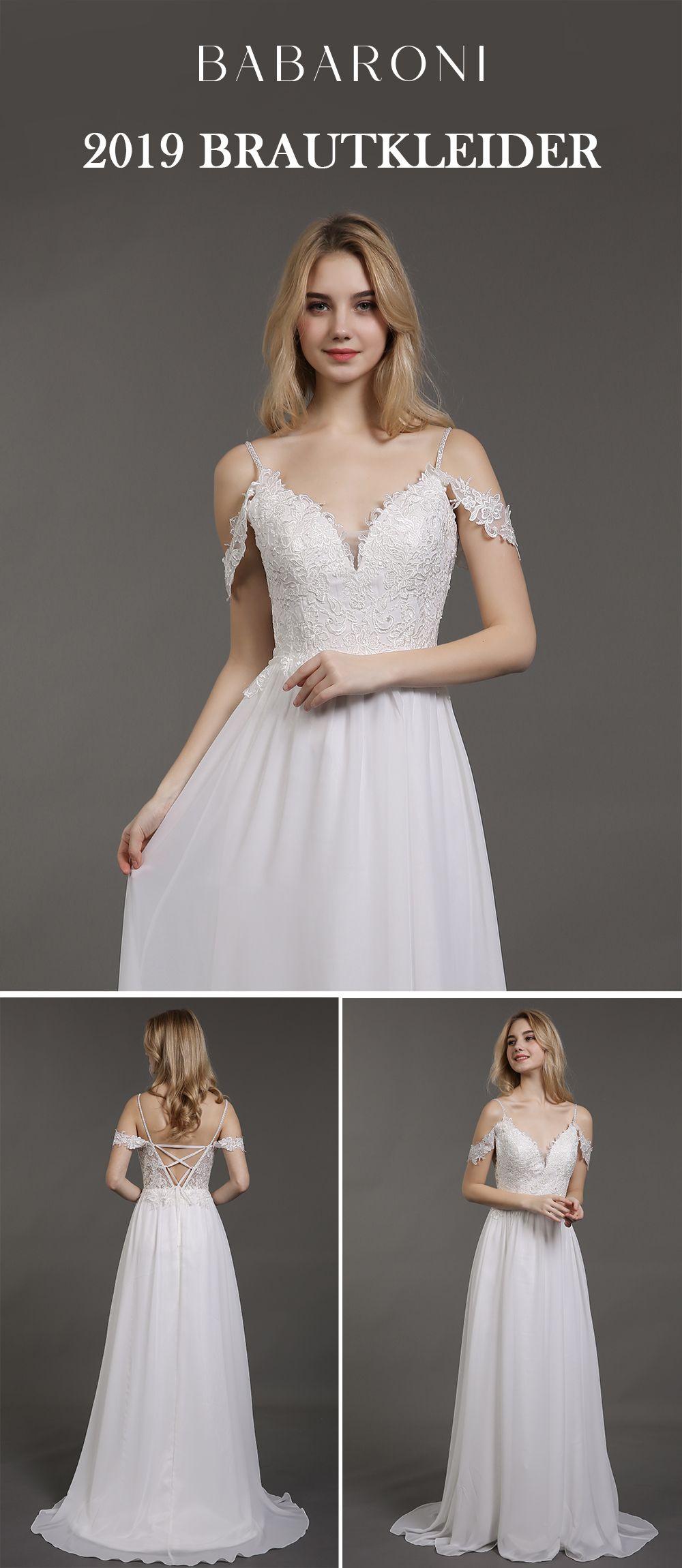 Babaroni Gaia | Hochzeitsfeier Kleider, Schöne Brautkleider