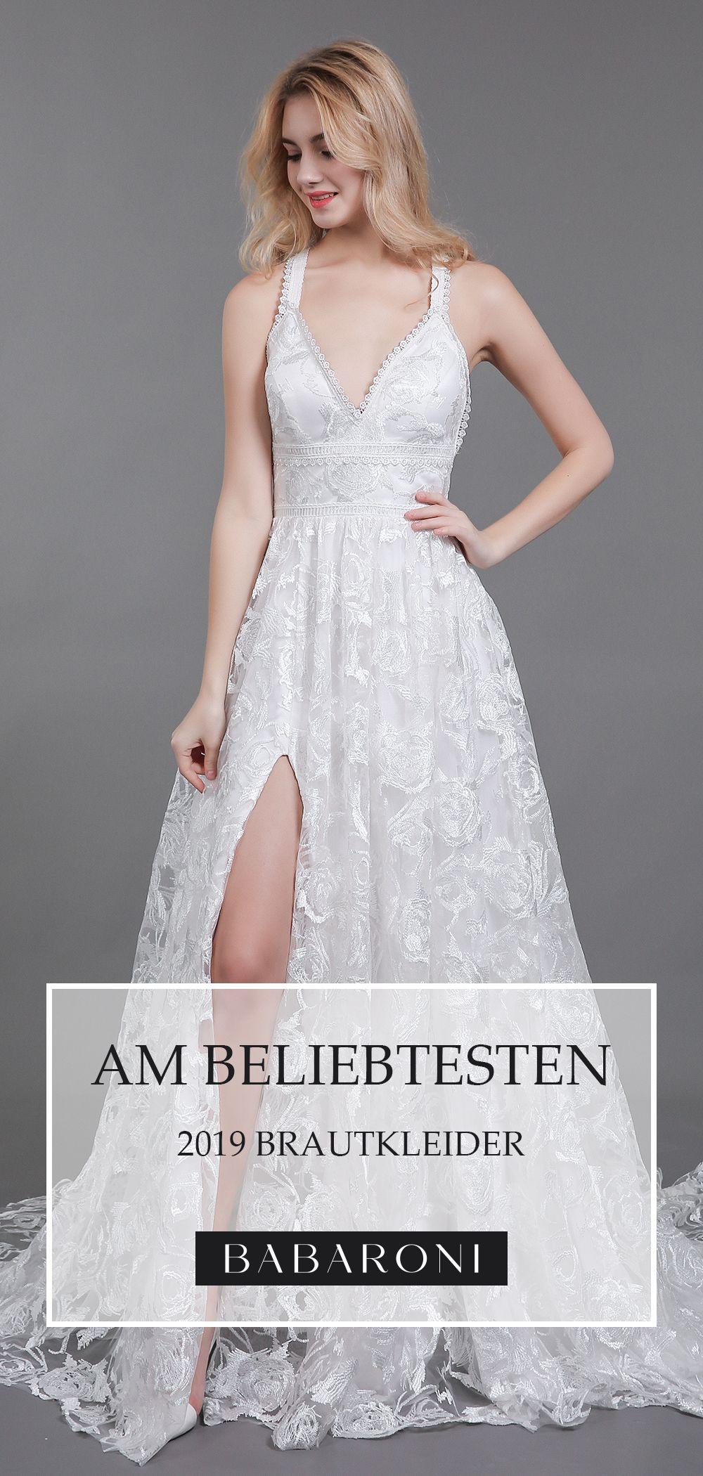 Babaroni Kira | Schöne Brautkleider, Hochzeitskleider Spitze