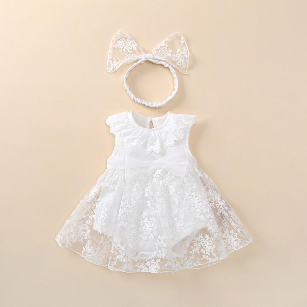 Baby Mädchen Kleid Sommer Kleidung Kinder Prinzessin Kleid