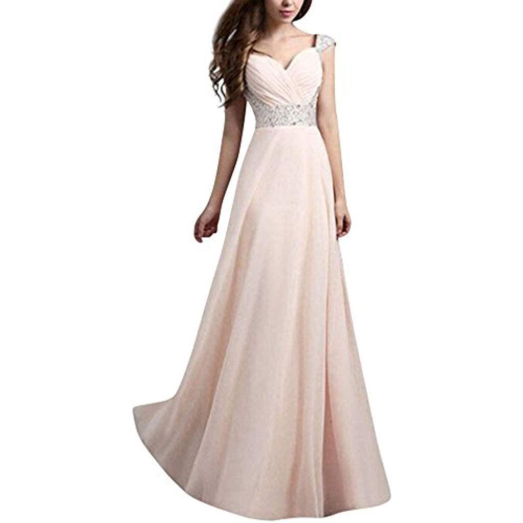 Bekleidung Damen Feixiang Brautkleider Hochzeitskleid Spitze