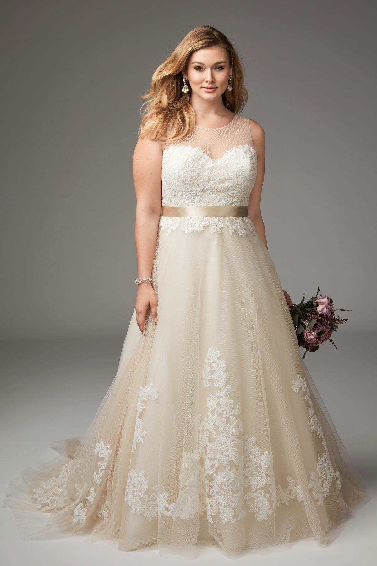 Bellavista 12608 | Brides | Wtoo Curvewatters