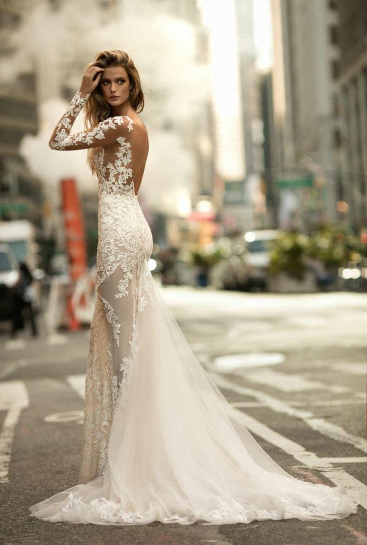 Berta Herbst 2018 Brautkleider - Hochzeitskollektion