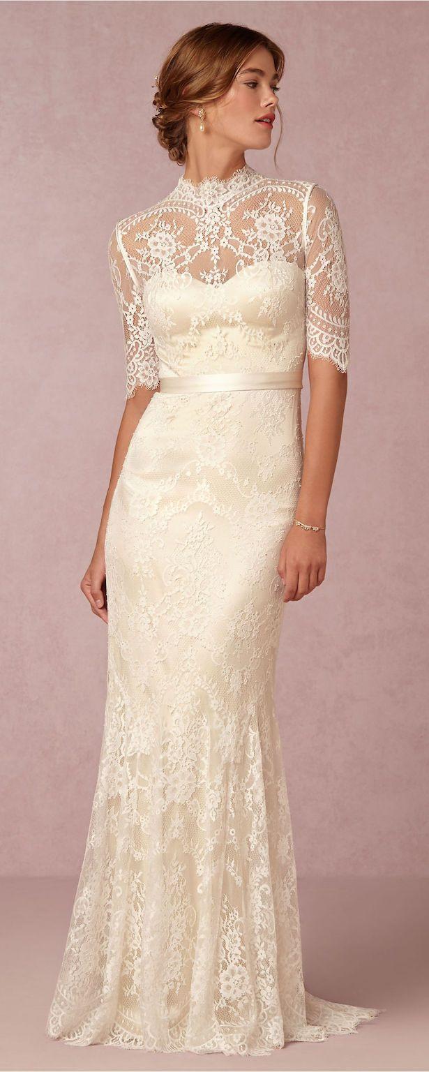 Brautkleid Inspiriert Vom 20Er Jahre Stil – Vintage Kleid - Abendkleid