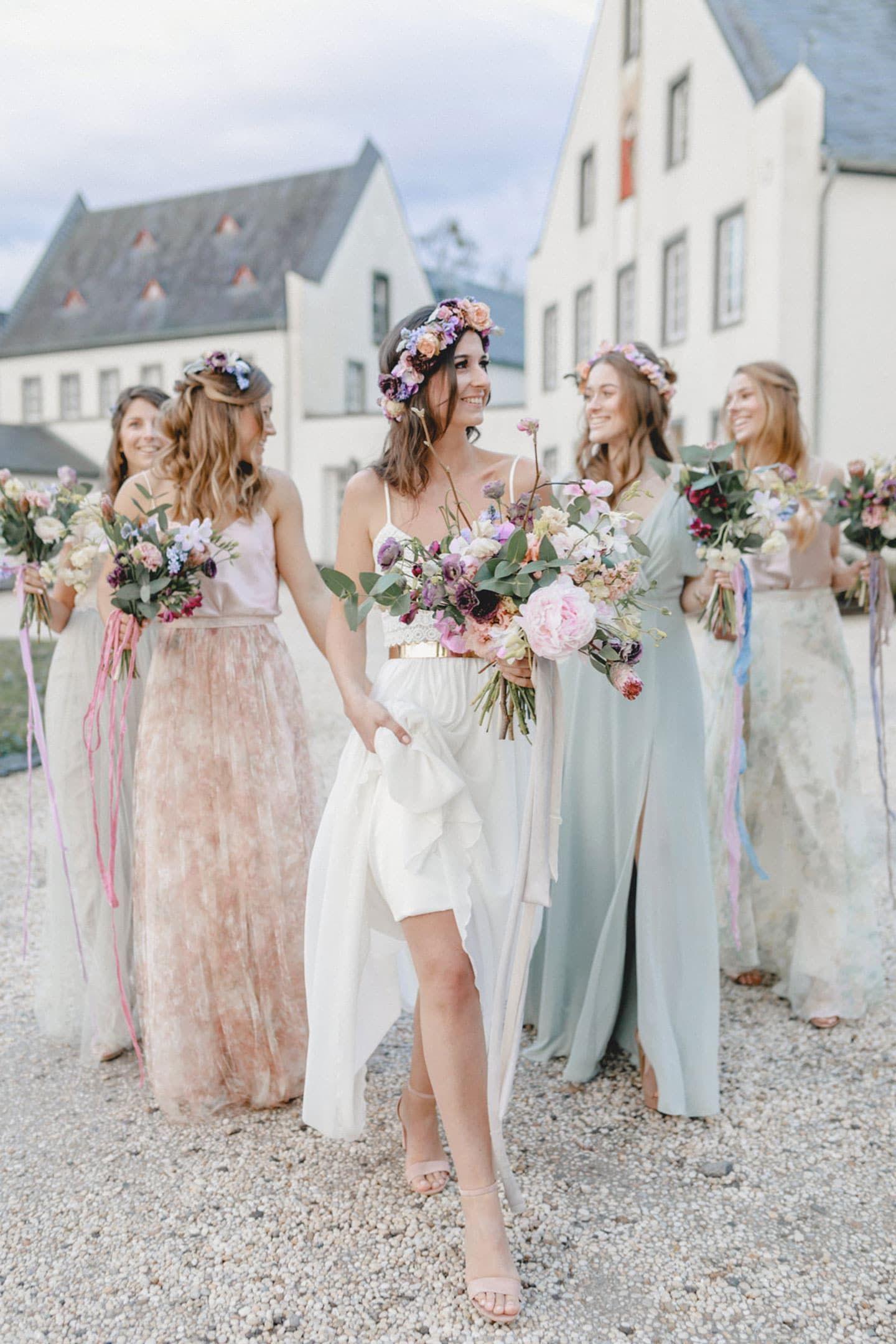 Bina Terré Photography | Brautjungfern Kleider, Kleid