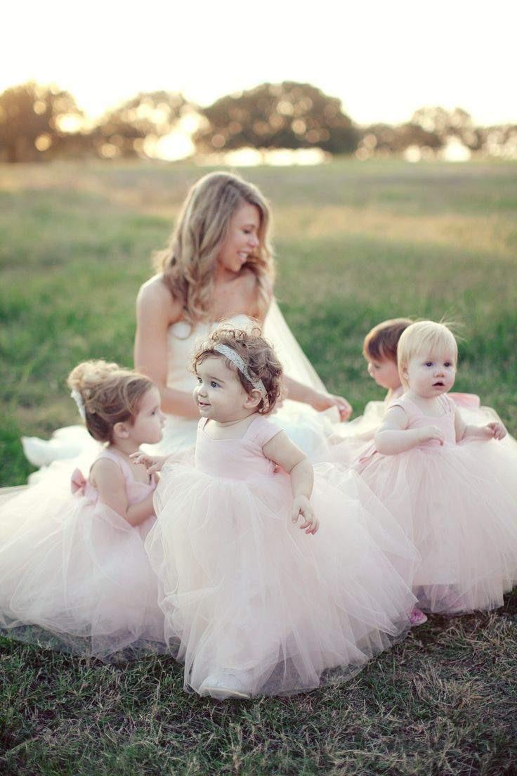 Blumenkinder Auf Der Hochzeit - Inspirationen Und Tipps