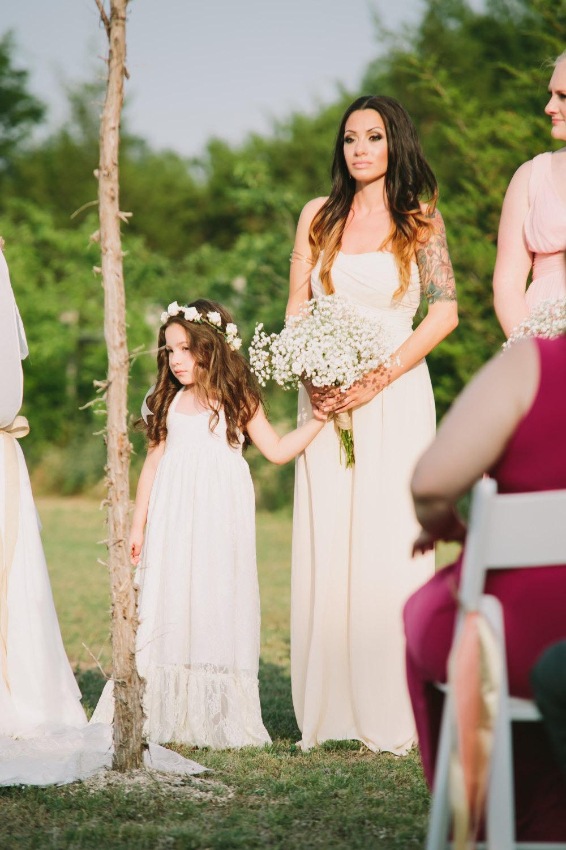 Blumenmaedchen Kleid Hochzeit Lang Weiss | Hochzeitsblog