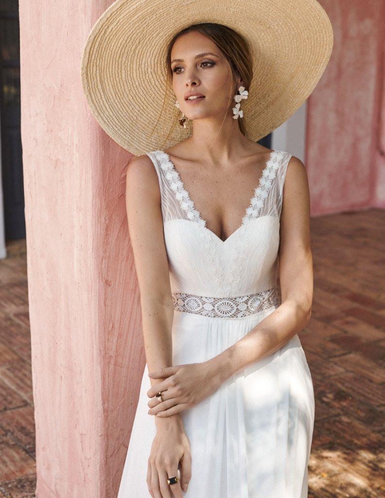 Boho Brautkleider - Bei Steinecker - Vintage Hochzeitskleid