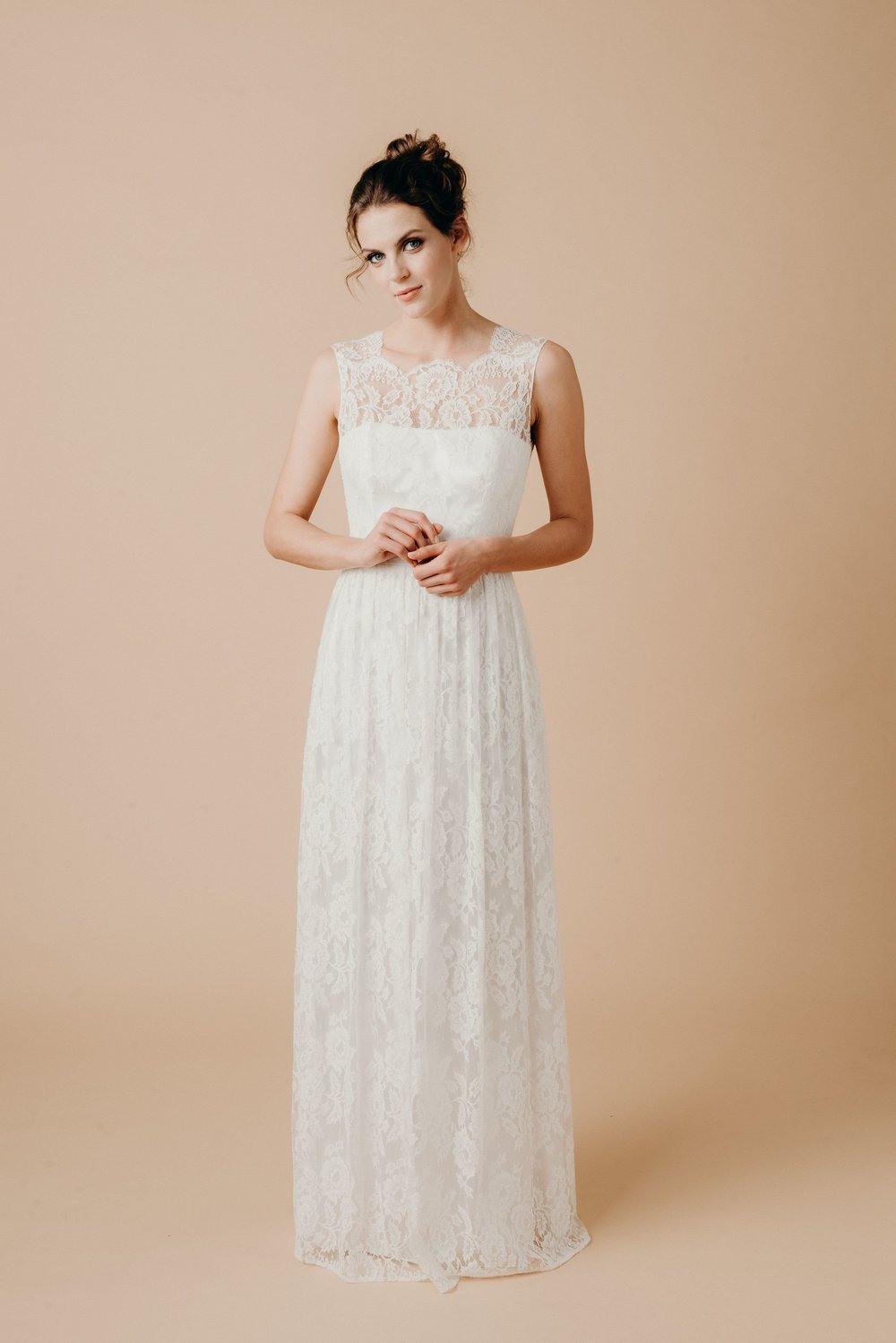 Boho Kleid Hochzeit - Abendkleid