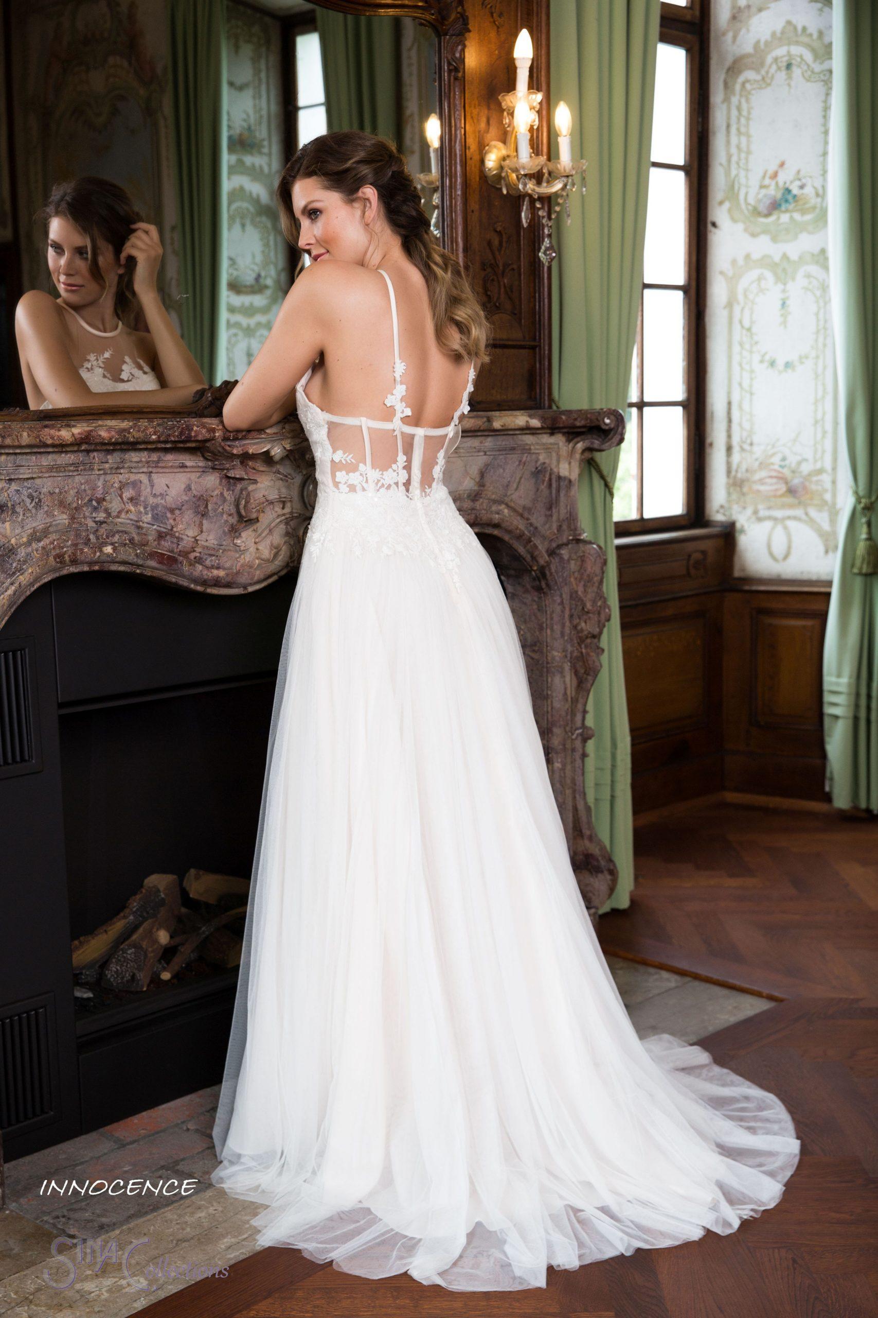 Boho, Vintage & Leicht Fliessende Kleider - Hochzeits Atelier
