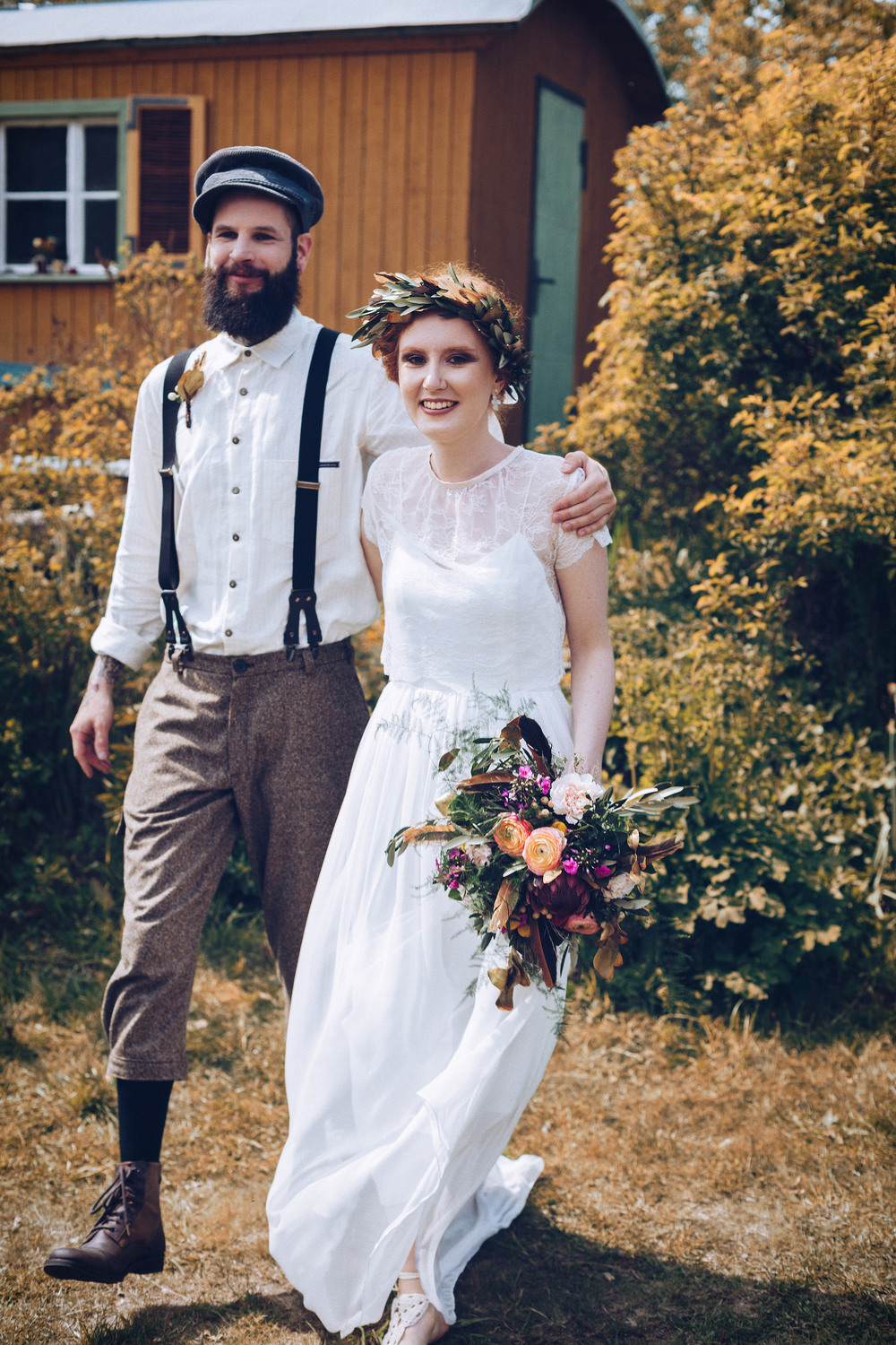 Boho Wedding - Inspirationen Für Die Perfekte Hippie