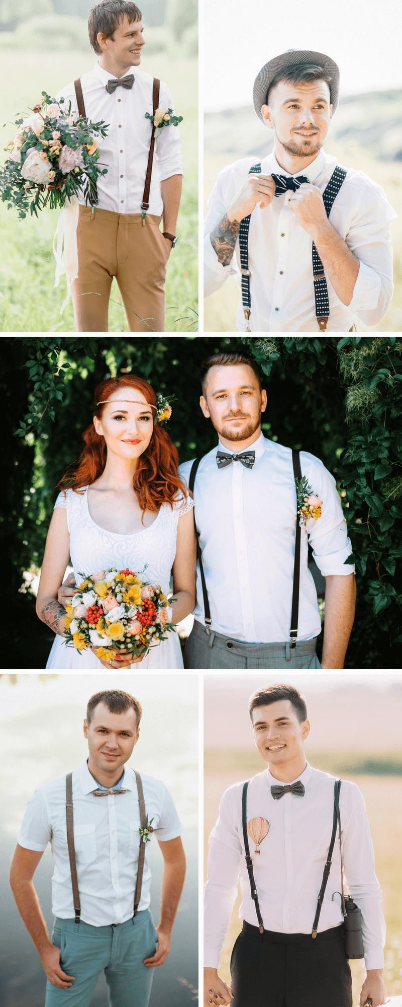 Bräutigam Outfit: Ideen Und Trends Für Den Hochzeitsanzug