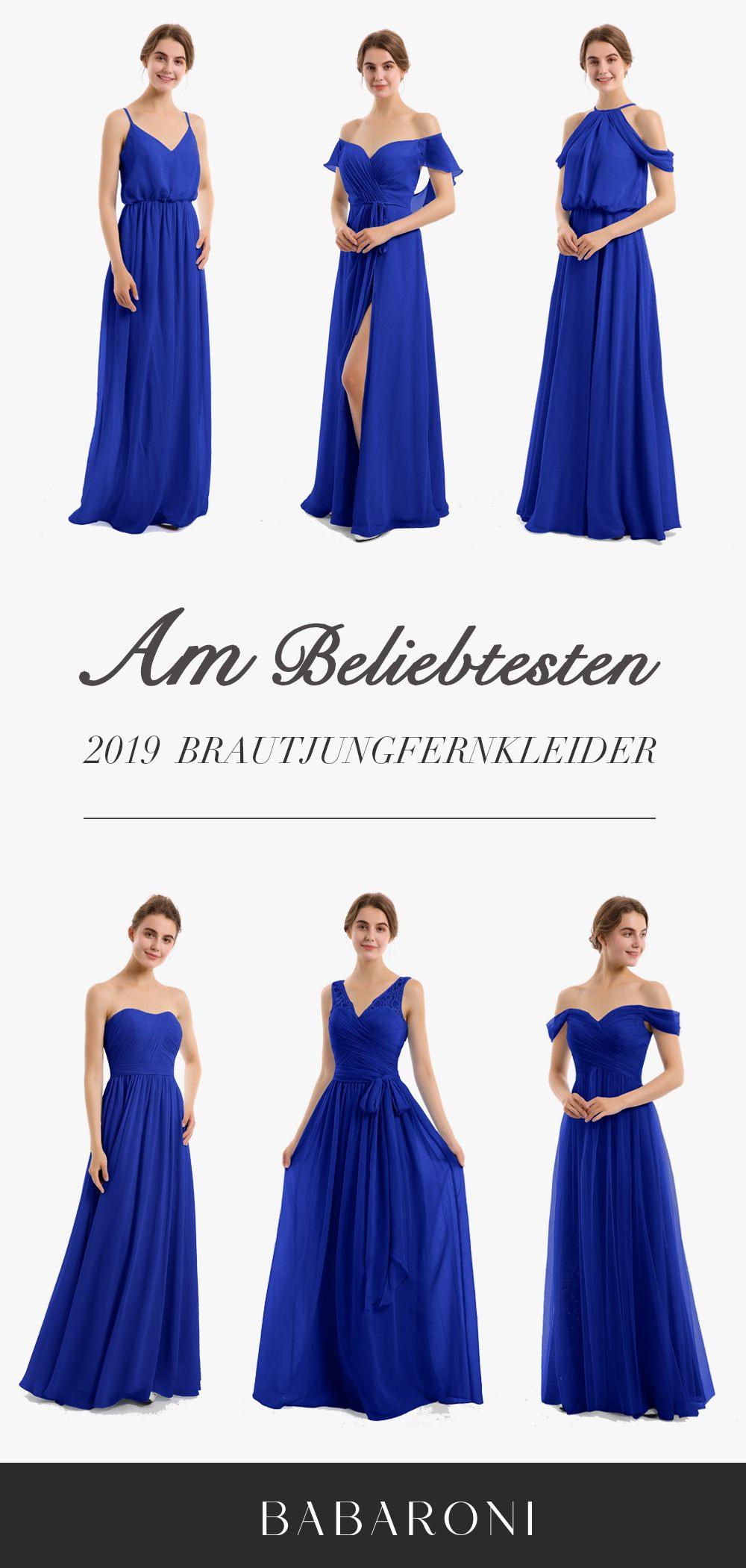 Brautjungfernkleider | Schöne Brautkleider
