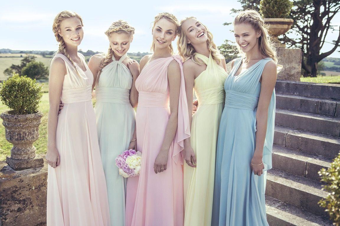 Brautjungfernkleider Von Kelsey Rose | Trauzeugin Kleid