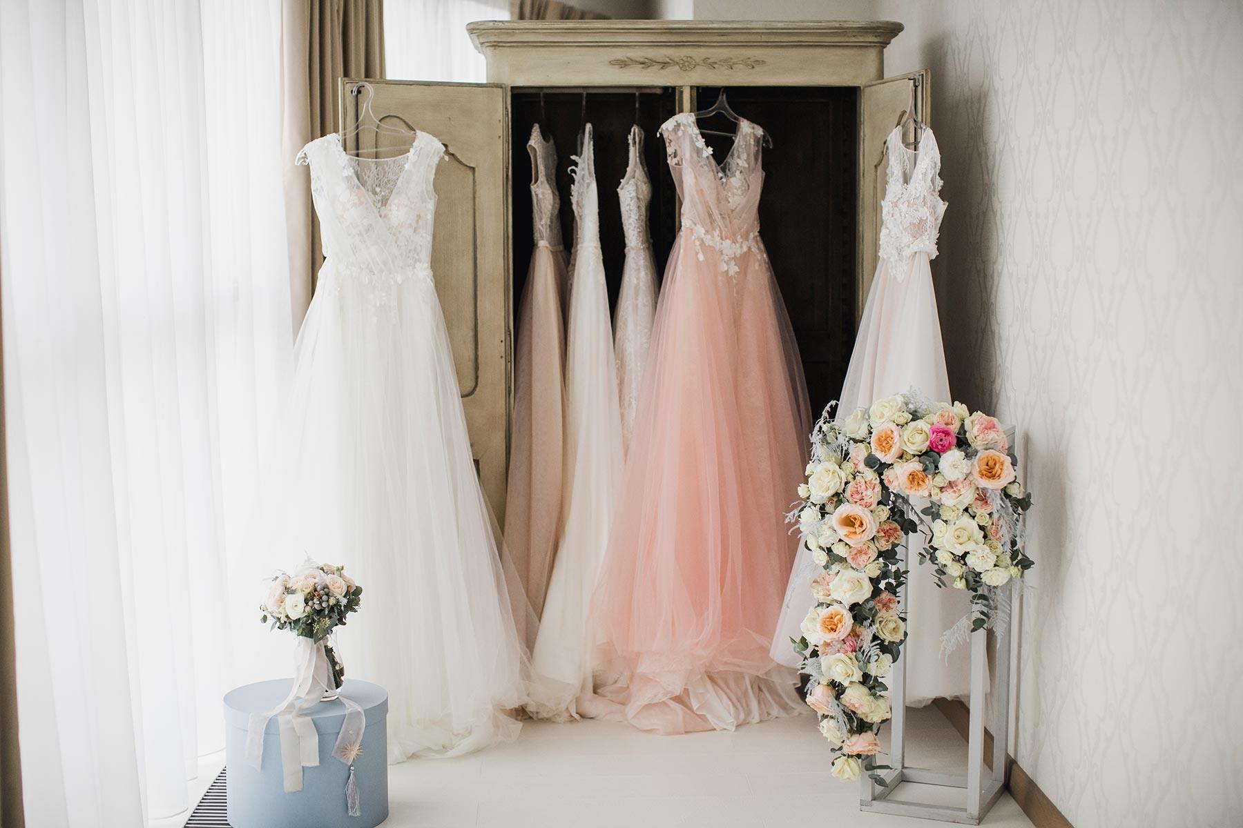 Brautkleid Aufbewahren: Zwischen Der Finalen Anprobe Und Der