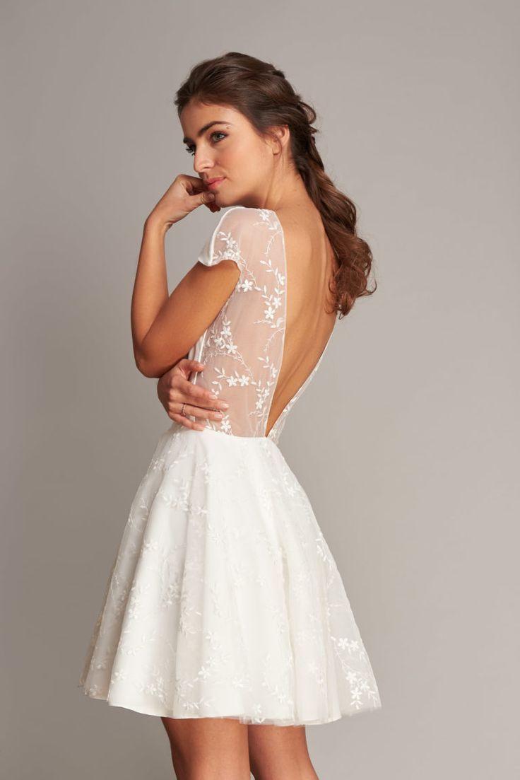 Brautkleid Aus Spitze   Zivil Hochzeits Kleider, Brautkleid