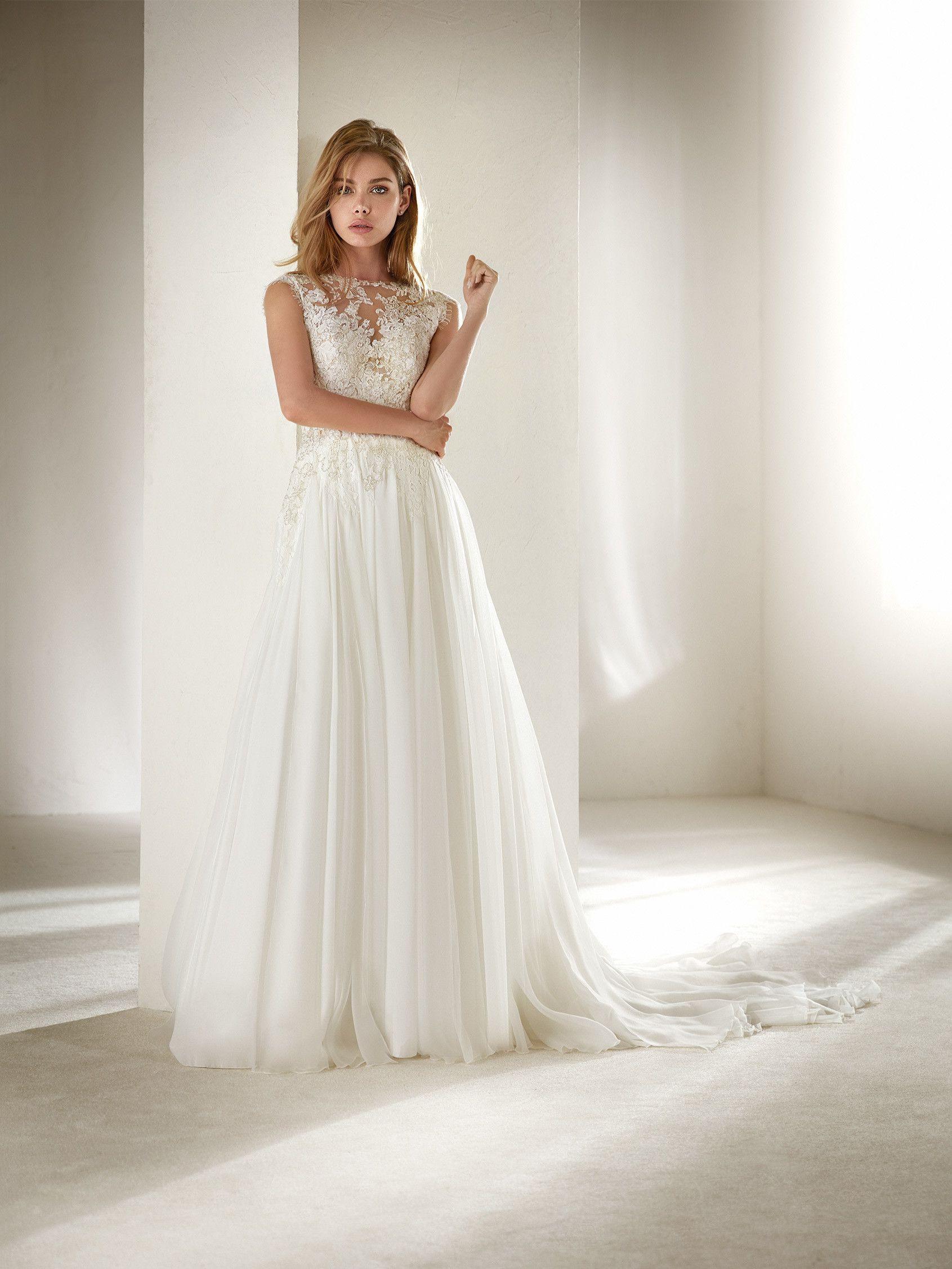 Brautkleid Ausgestellt Kleine Frauen | Wedding Dress