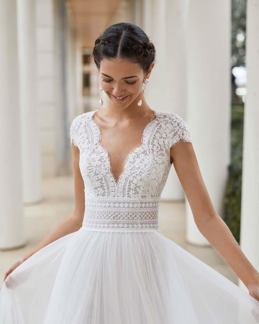 Brautkleid-Farbe: So Wählt Ihr Die Perfekte Farbnuance Für