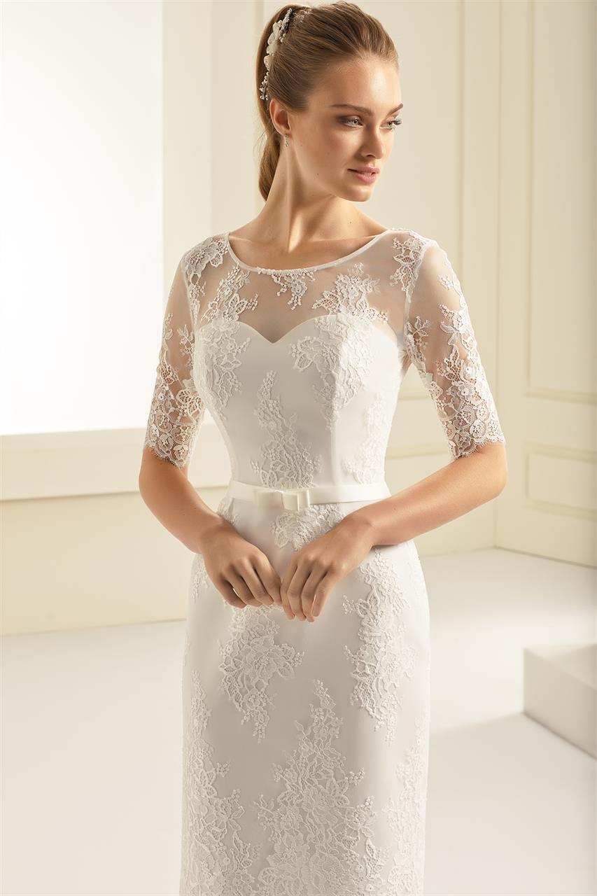 Brautkleid Für Das Standesamt | Brautmoden Boos