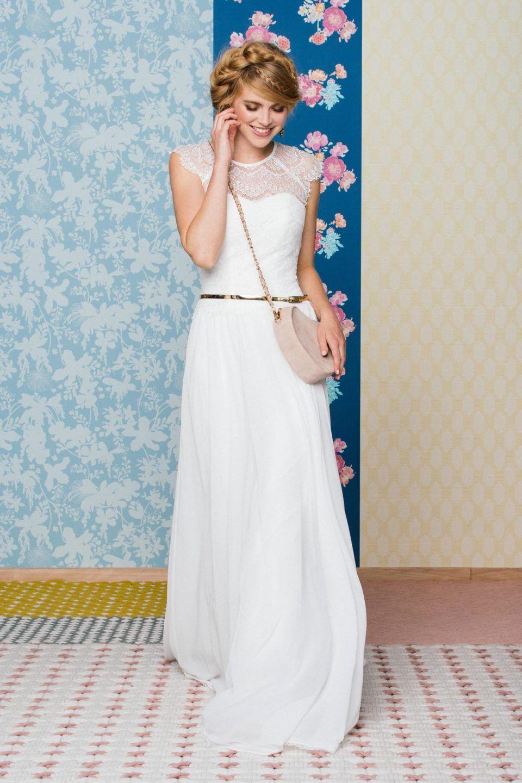 Brautkleid Inspiriert Vom 20Er Jahre Stil – Vintage Kleid