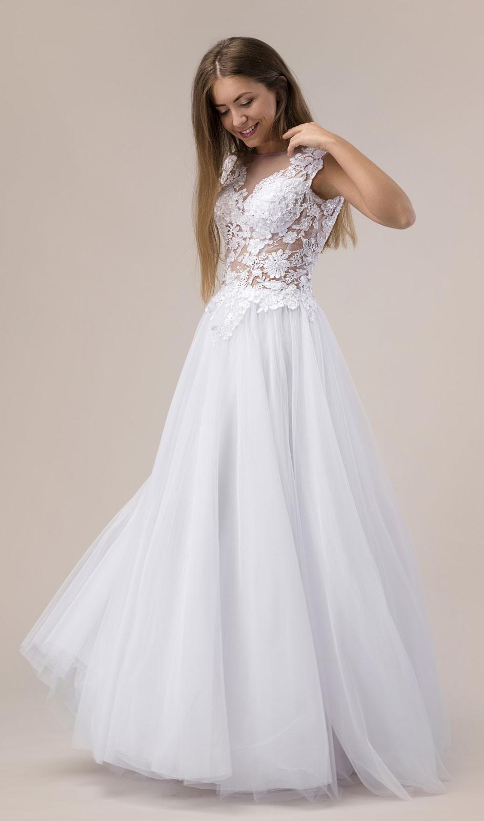 Brautkleid Mit Abnehmbaren Rock - Kleiderfreuden