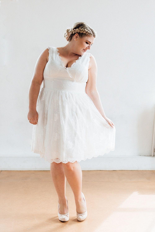 Brautkleid Plus Size, Brautkleid Curvy, Brautkleid Große