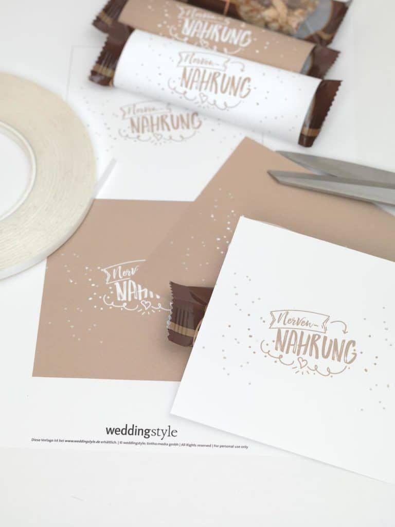 Brautkleid-Shopping-Kit: Geschenke & Accessoires | Braut