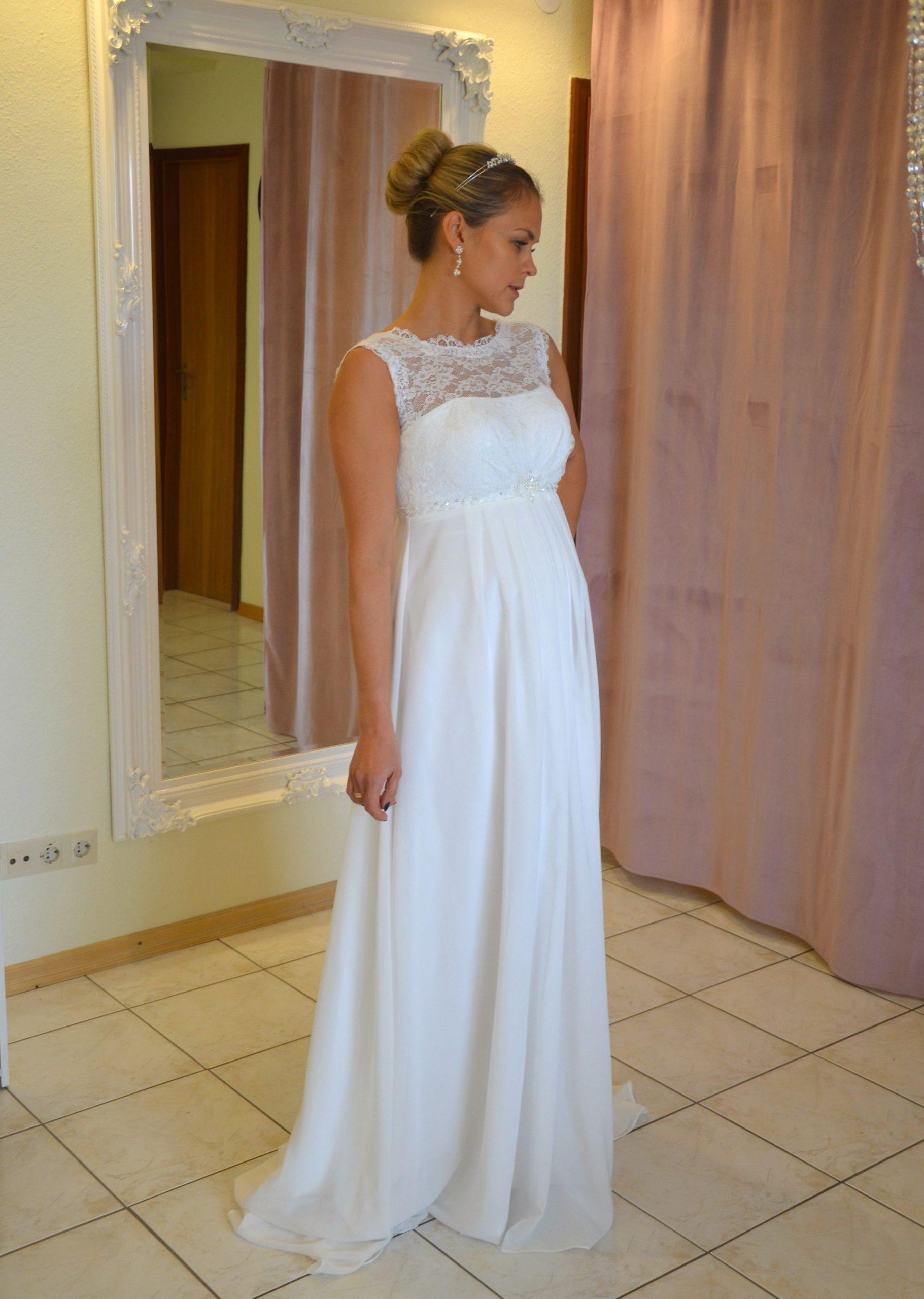 Brautkleid Umstandskleid 34 Bis 52 Hochzeit Braut Kleid