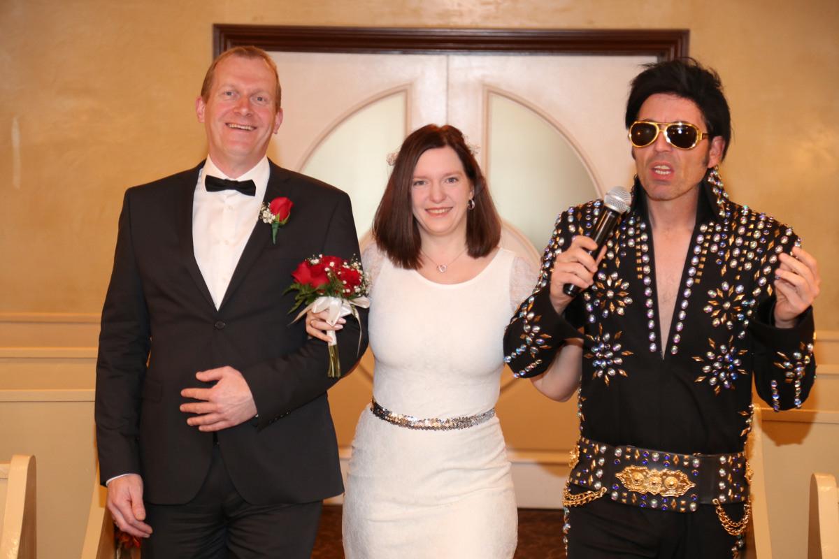 Brautkleid Vegas-Style | Annimamia.de