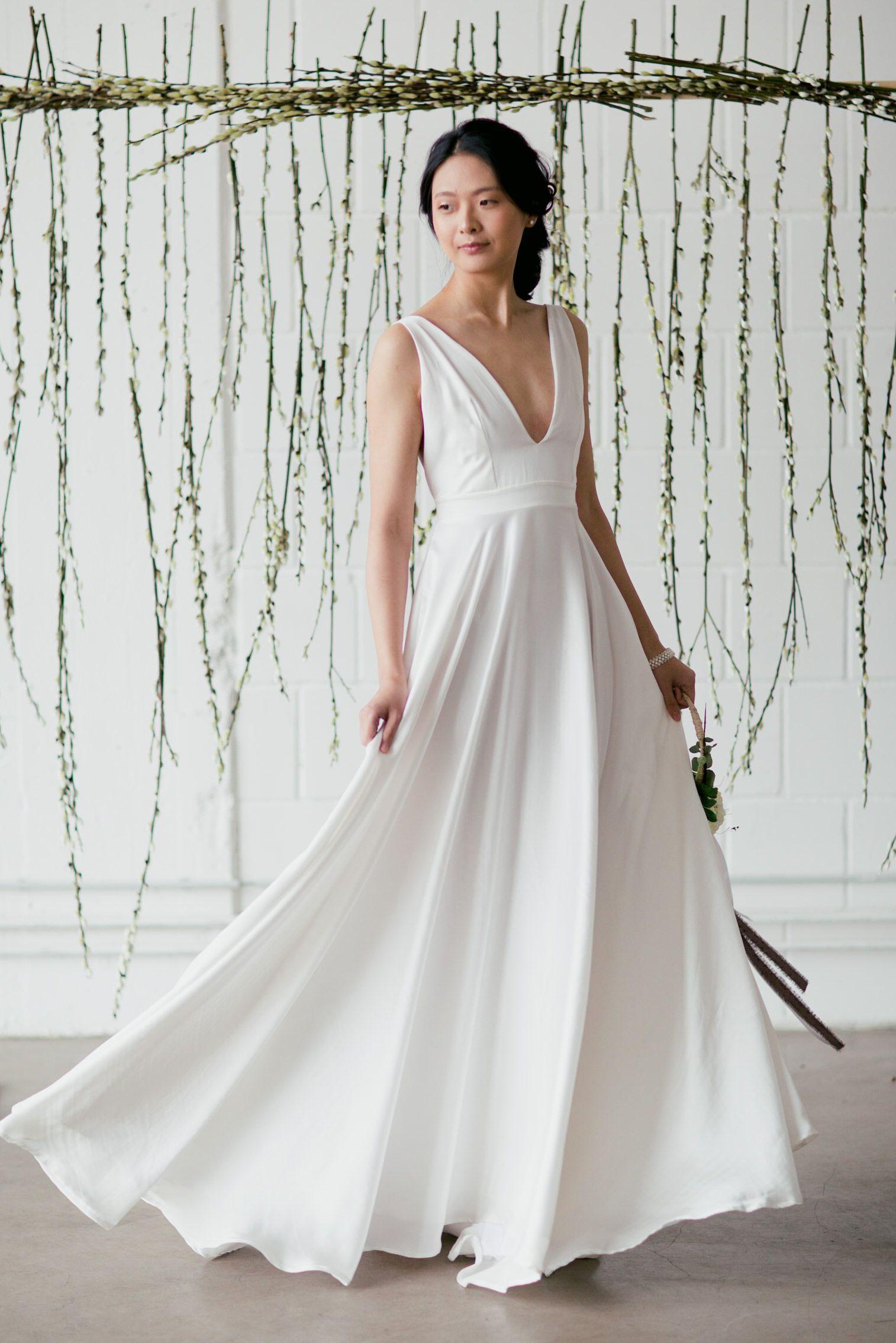 Brautkleid Willow | Kleid Hochzeit, Brautkleid Und Braut