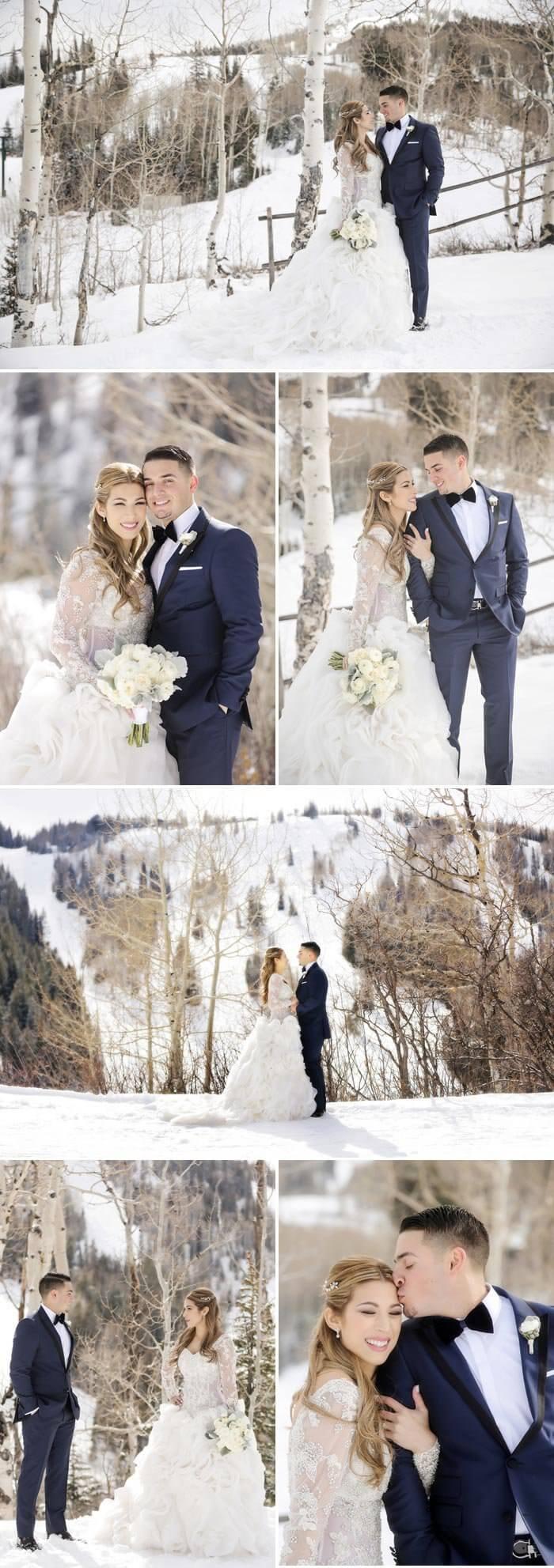 Brautkleid Winter Style: Die 13 Schönsten Winter