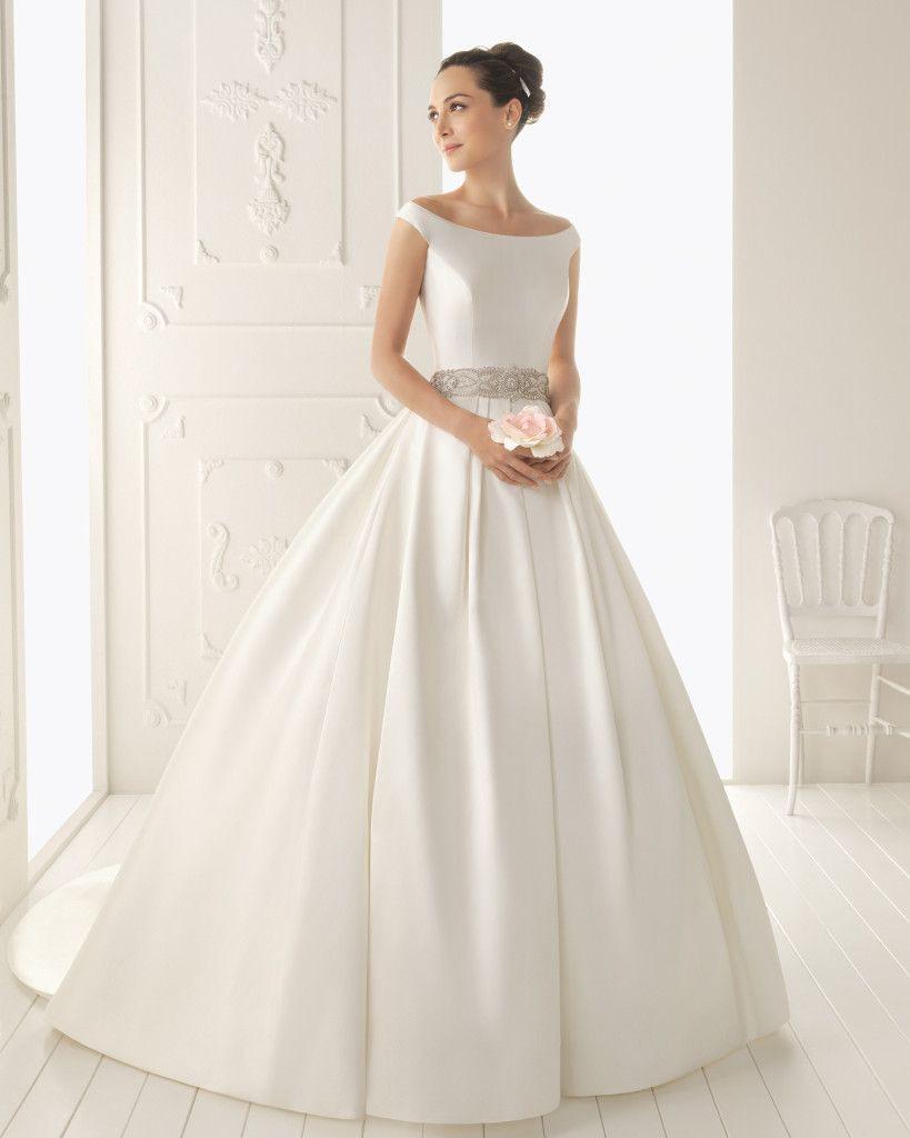 Brautkleider Aire Barcelona - Spanische Brautmode | Kleider