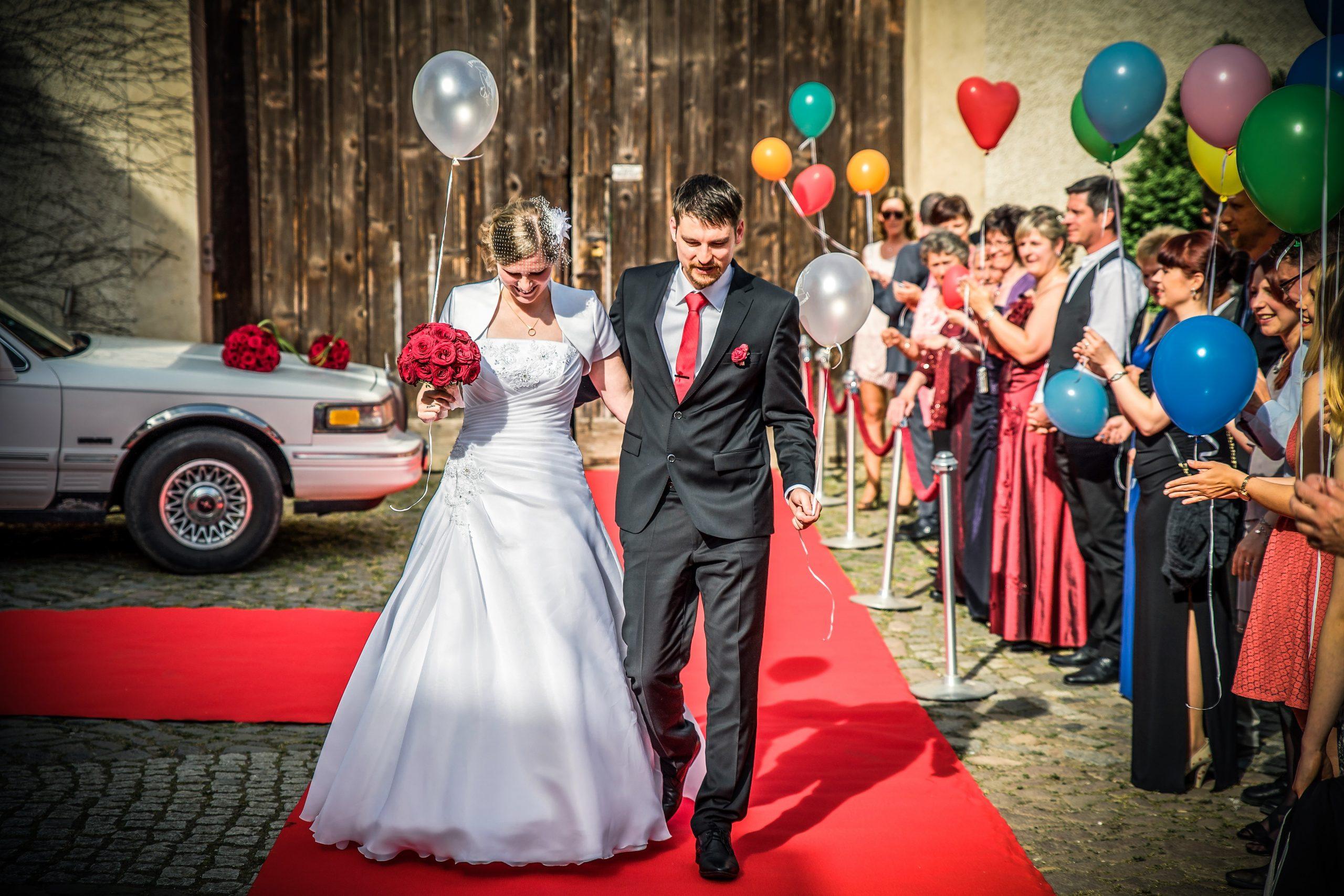 Polnische Hochzeit Kleid - Abendkleid