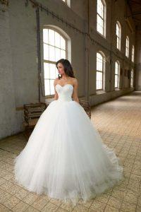 Brautkleider   Brautkleid Prinzessin, Hochzeitskleid Und