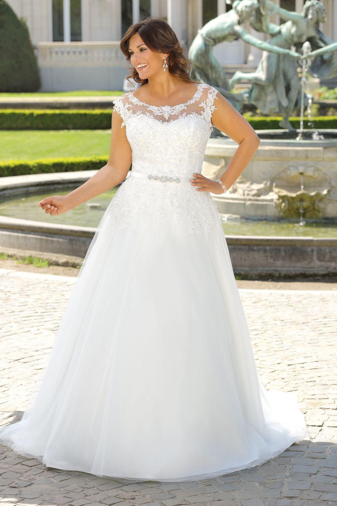 Brautkleider Große Größen 2019 Erhältlich Bei Bösckens In