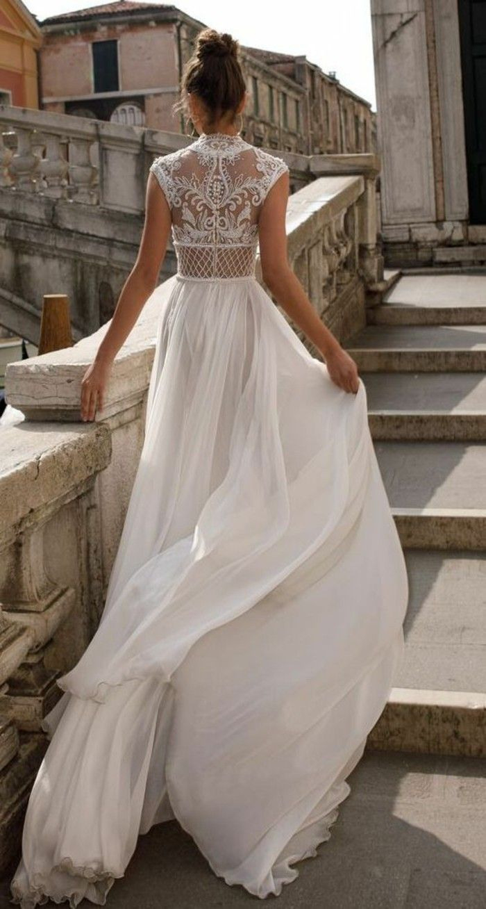 Brautkleider Im Boho Stil: Der Heißeste Trend Für Ihre
