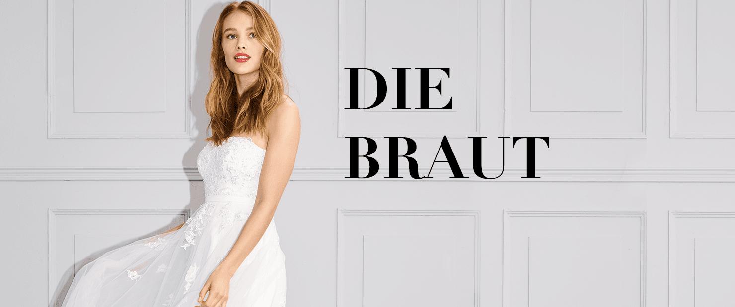 Brautkleider In München Online Kaufen ▷ P&c Online Shop