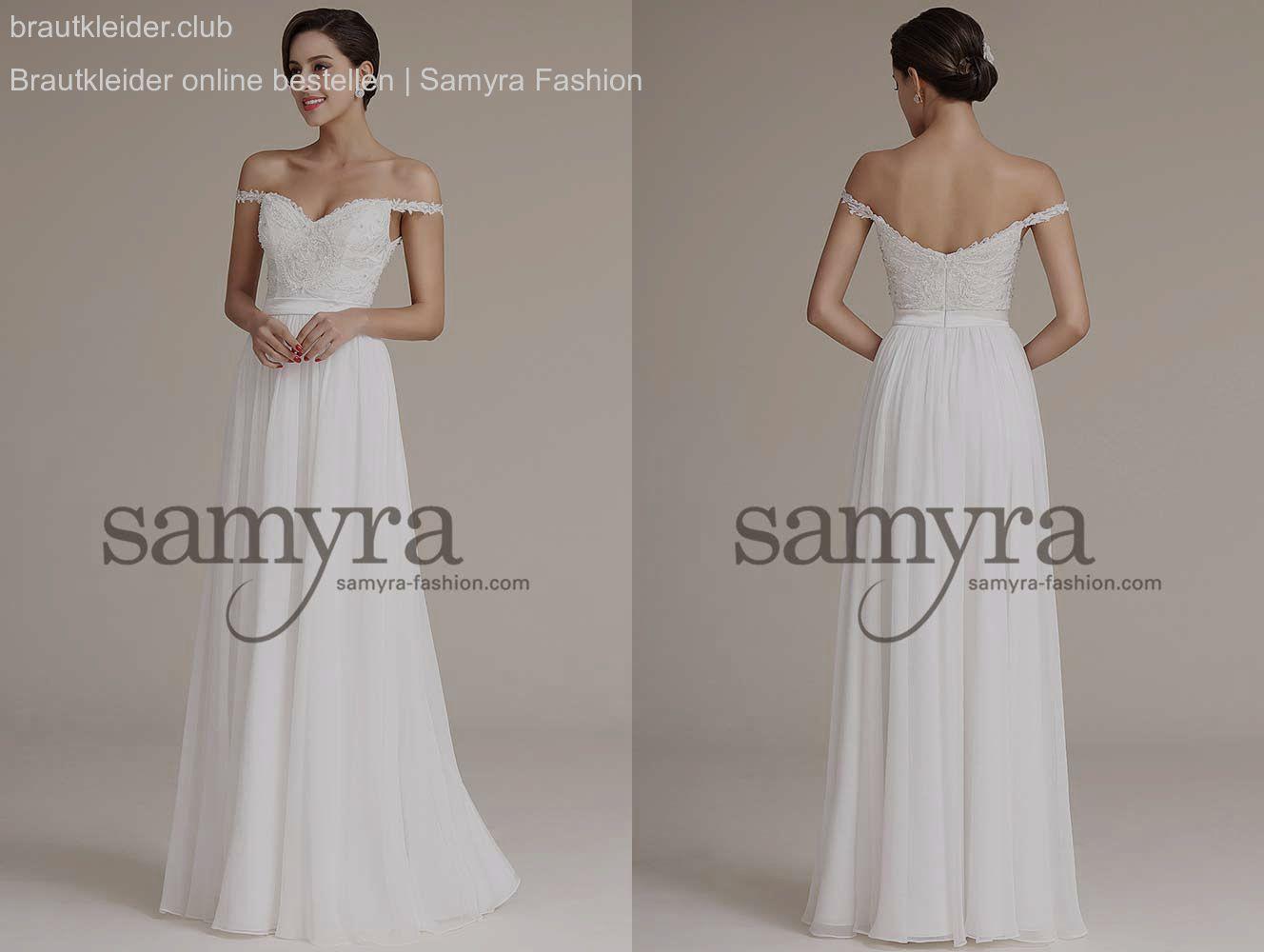 Brautkleider Online Bestellen | Samyra Fashion