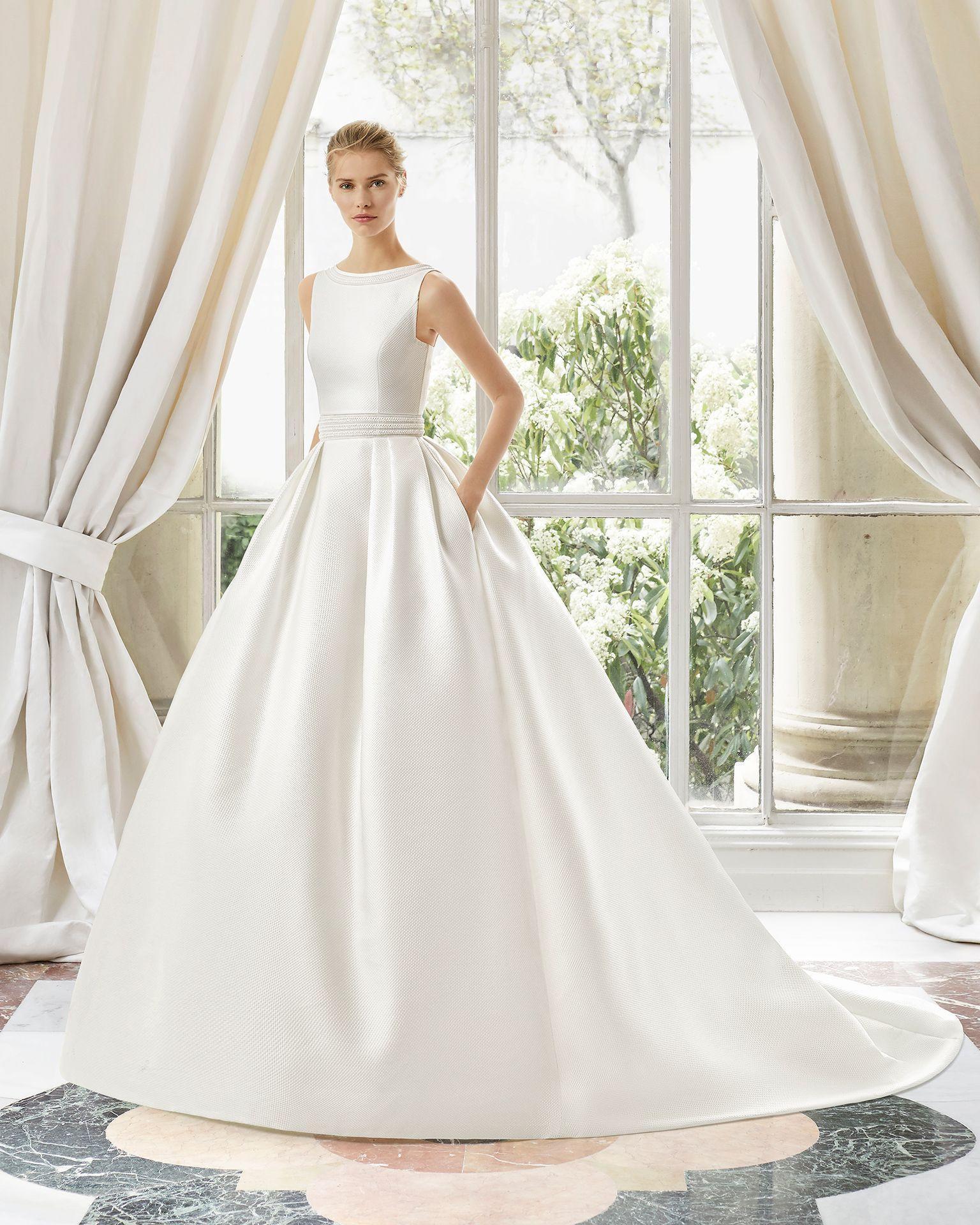 Brautkleider Schnittformen: A-Linie, Empire, Fishtail