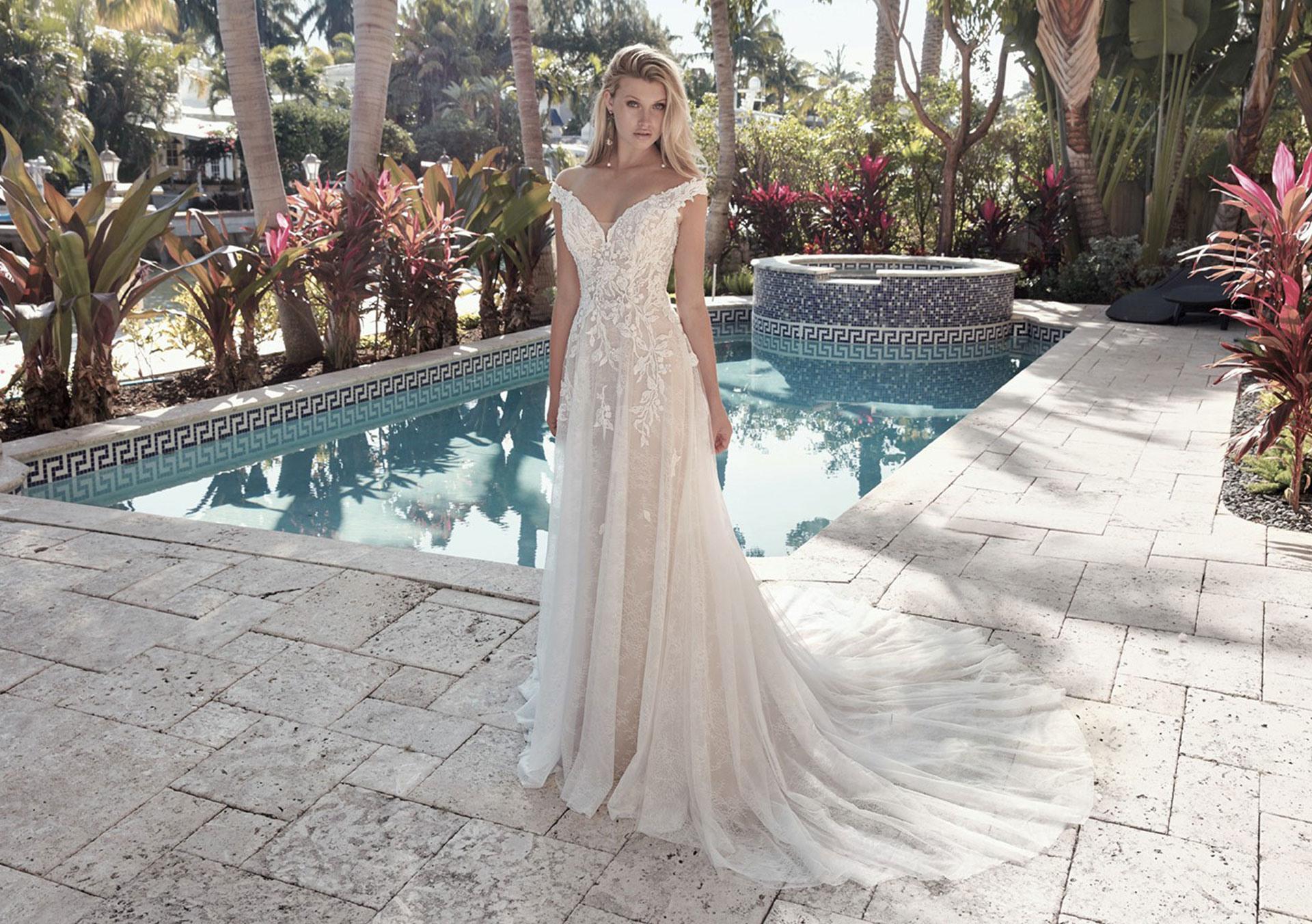 Brautkleider Vintage - Hochzeitskleider Im Hippe | Boho