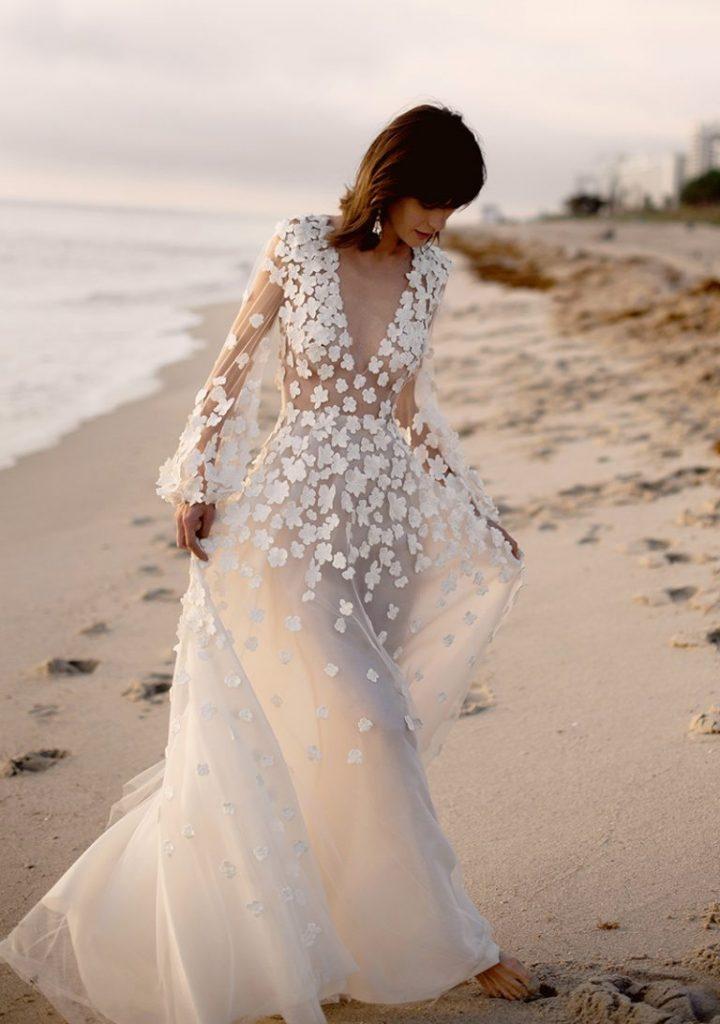 Brautkleider Von Kaviar Gauche Frieda Theres Abendkleid