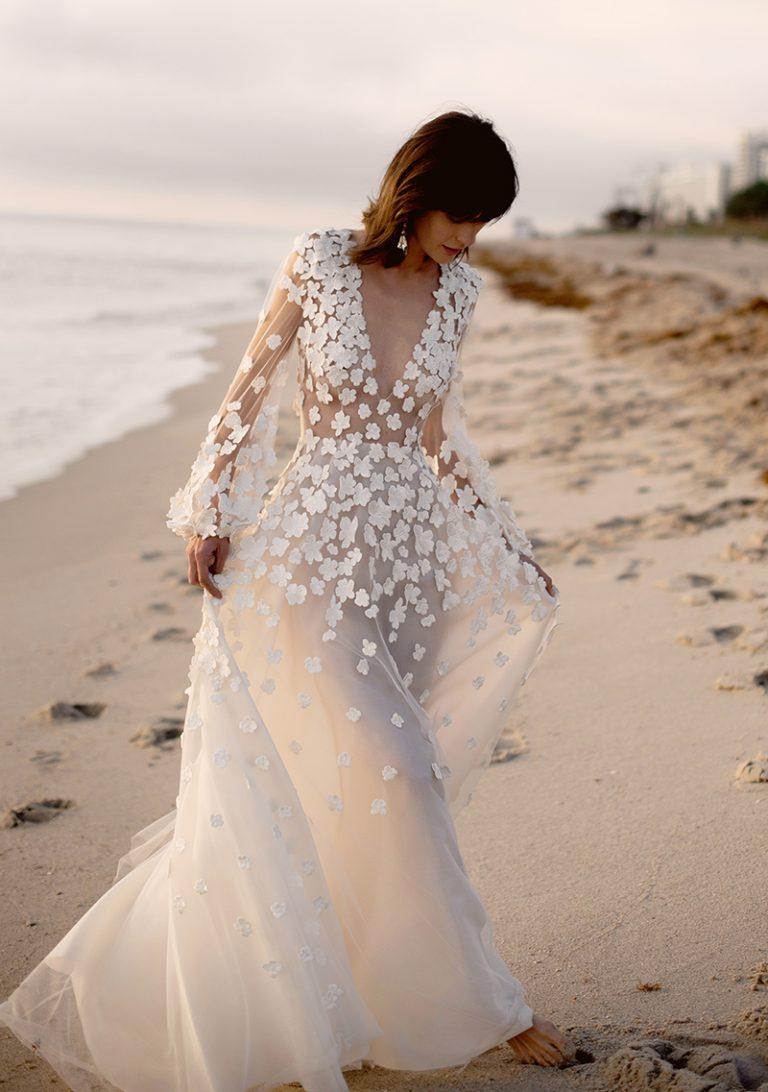 Brautkleider Von Kaviar Gauche - Frieda Therés