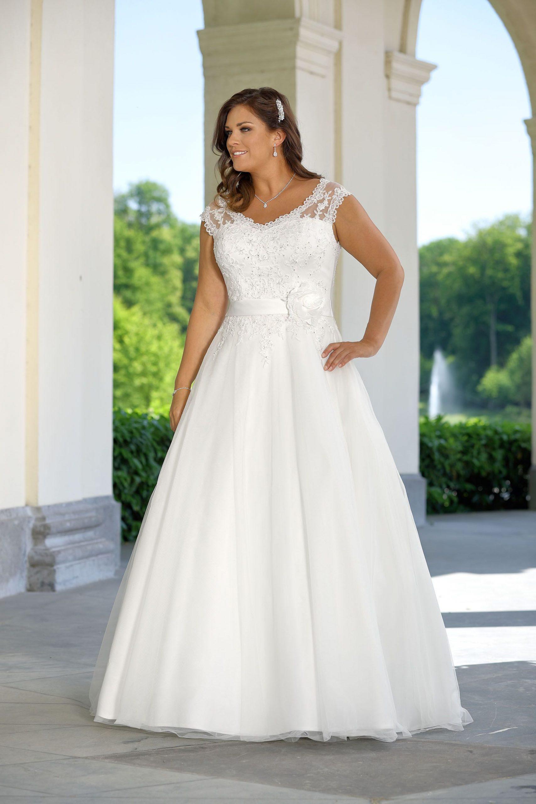 Brautkleider Xxl - Hochzeitskleider Xxlladybird